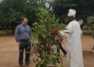 Reparation research in Northern Uganda